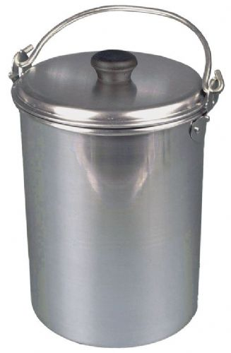 Samuel Groves Stainless Steel Domed Dixie With Lid & Handle